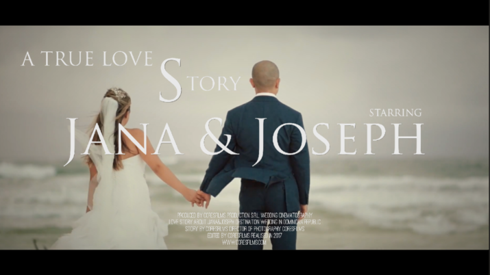 Jana + Joseph Hard Rock Resorts Wedding
