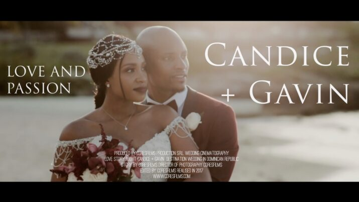 Candice + Gavin Jamaica Wedding