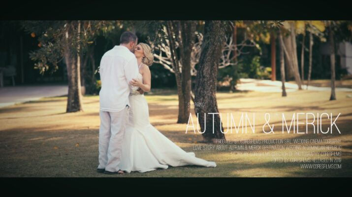 Autumn + Merick Zoetry Resorts Wedding Teaser