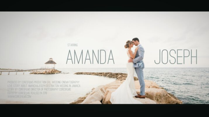 Amanda + Joseph Jamaica Wedding
