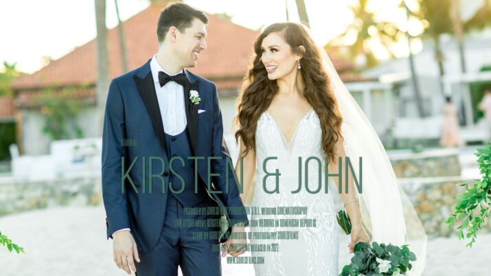 Kirsten + John Kukua Restaurant Wedding