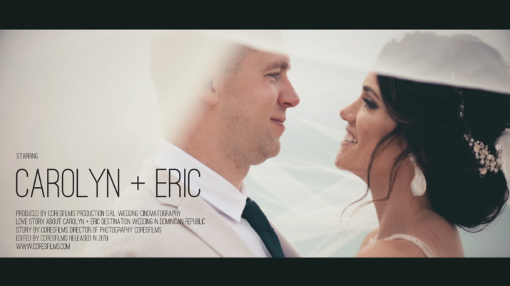 Carolyn + Eric Majestic Resorts Wedding