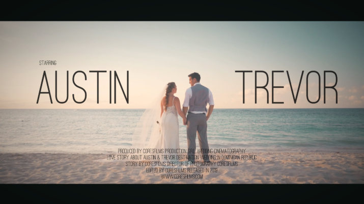 Austin + Trevor Majestic Resorts Wedding